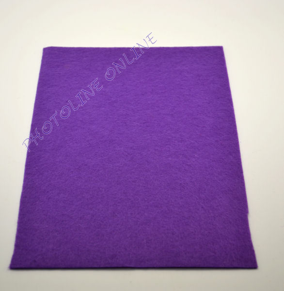 Filclap barkácsfilc A4, orgona (sötétebb lila)