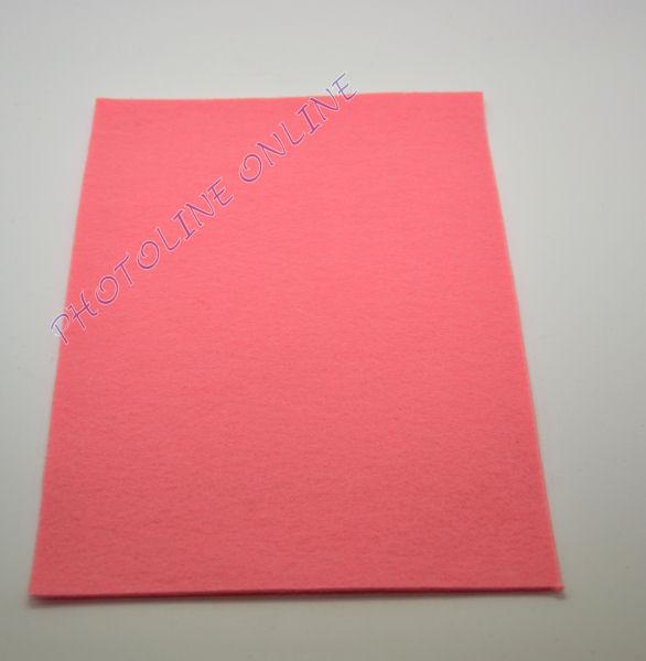 Filclap barkácsfilc A4, rózsaszín