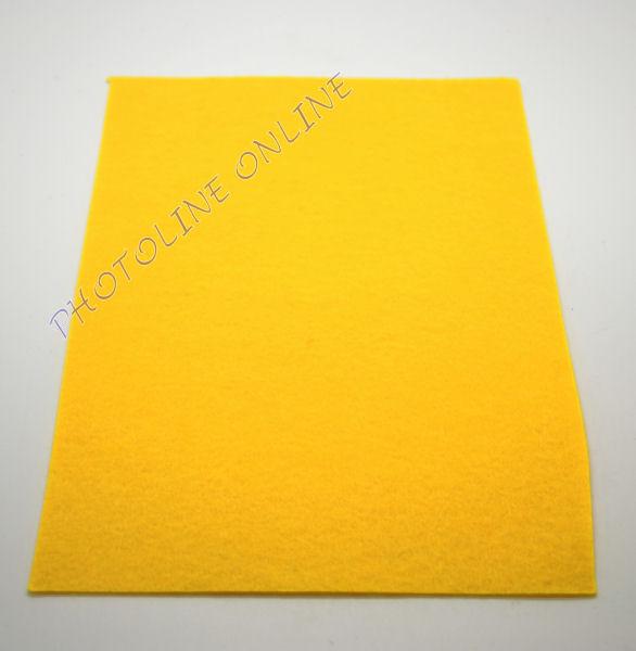 Filclap barkácsfilc A4, sárga