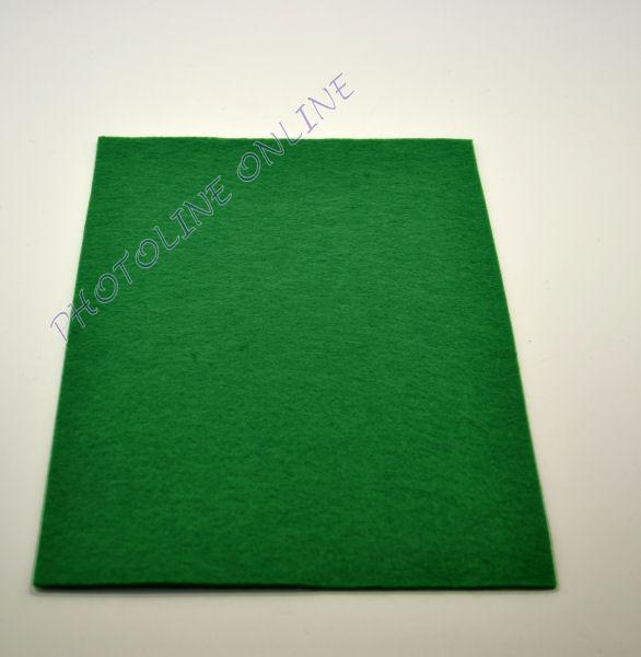 Filclap barkácsfilc A4, sötétzöld