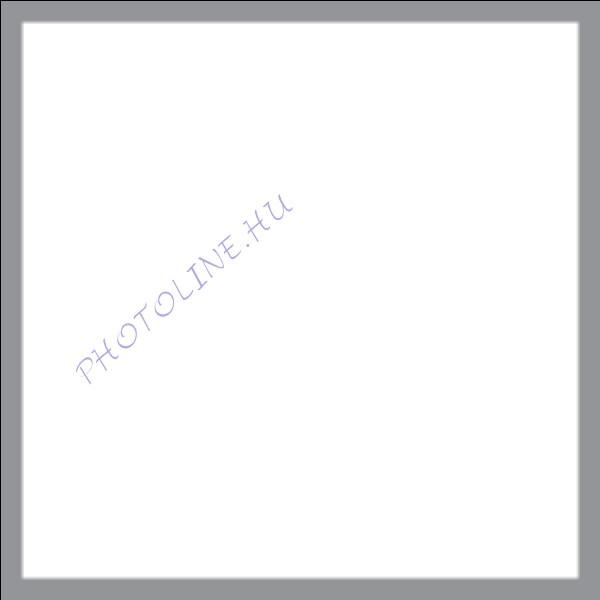 Barkácsfilc 40x50 cm, 3 mm vastag, fehér