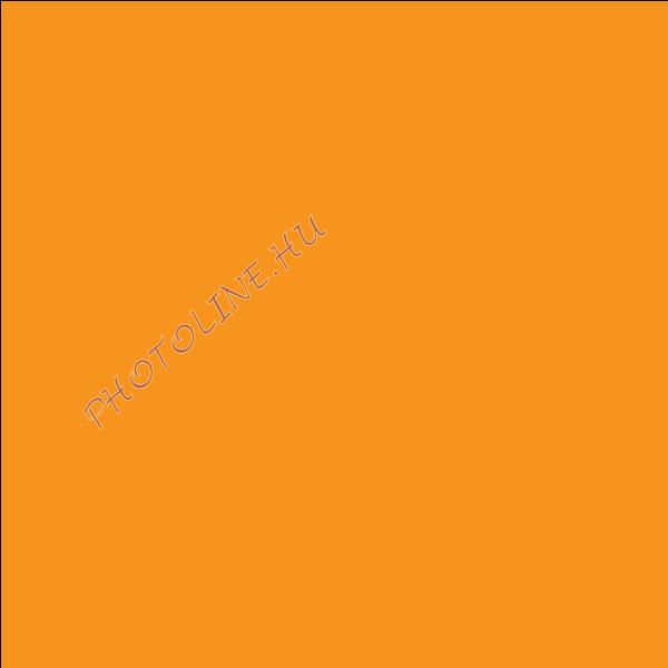 Barkácsfilc 40x50 cm, 3 mm vastag, narancs