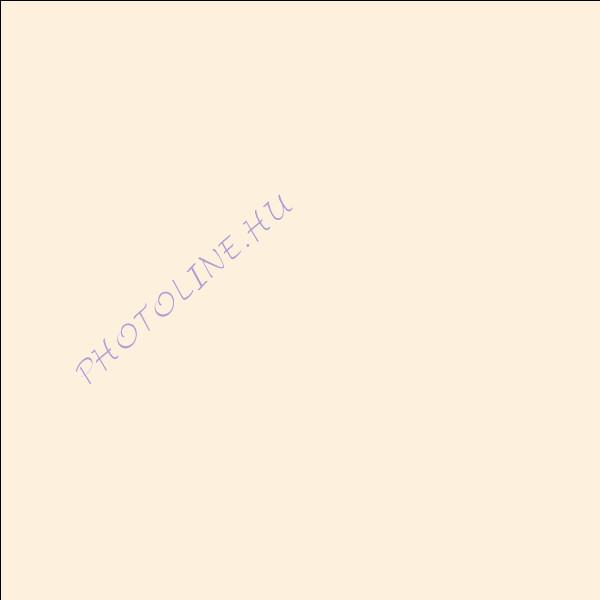 Barkácsfilc 40x50 cm, 3 mm vastag, natúr