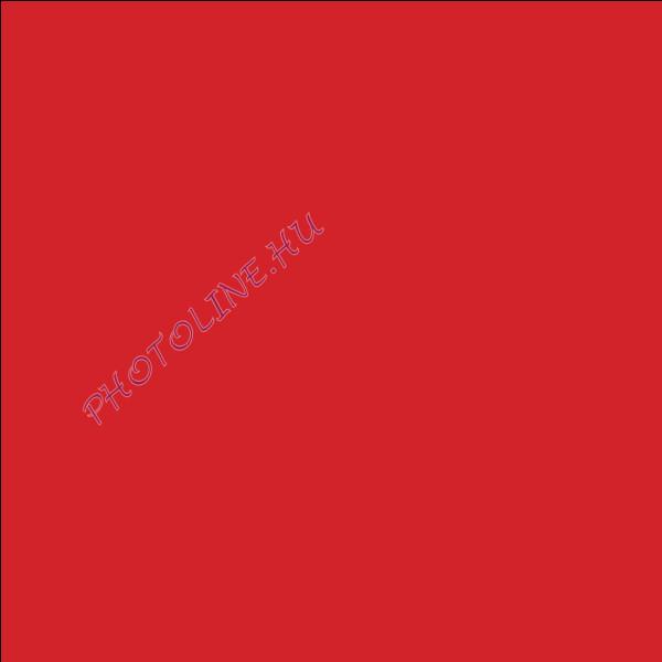 Barkácsfilc 40x50 cm, 3 mm vastag, piros