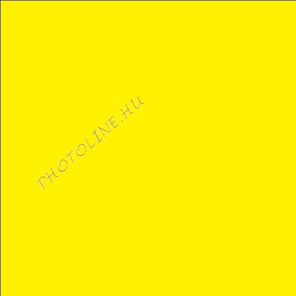 Barkácsfilc 40x50 cm, 3 mm vastag, sárga