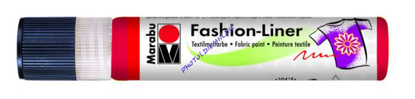 Fashion spray kontúrozó 25 ml, vörös