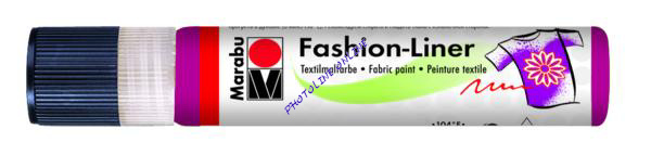 Fashion spray kontúrozó 25 ml, csillogó málna