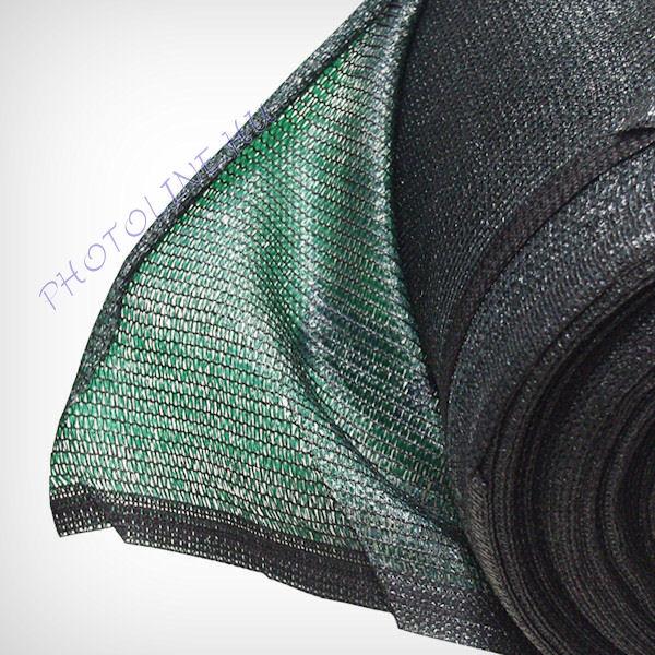 Kerítésháló zöld, 20% árnyékolás, 1.5 x 10 méter