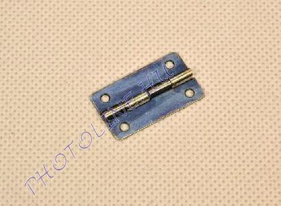 Antik zsanér 30mm széles 2x8,5 mm magas