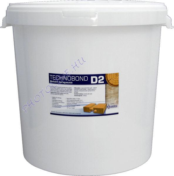 Faragasztó beltéri D2, 32 kg, vödörben, alsó-oldalsó nyílással