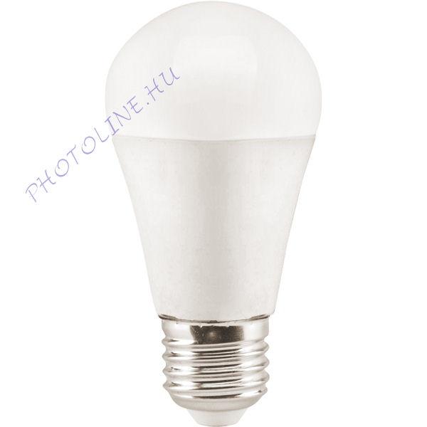 LED izzó E27, 10W (900 lumen) melegfehér, EXTOL (43003)