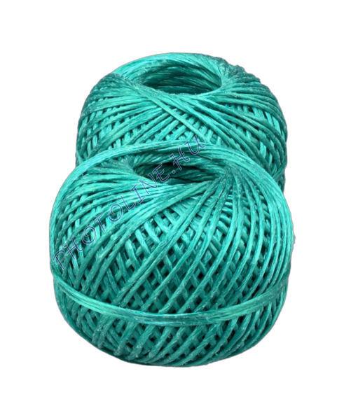 Kötöző zsineg zöld XL, 2.5 mm, 120 m