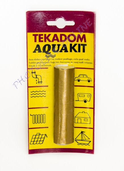 Aquakit szilárd tömítőanyag szivárgások megszűntetésére, 57 gr
