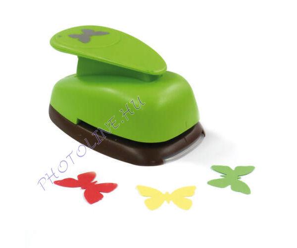 Formalyukasztó 50 mm, pillangó