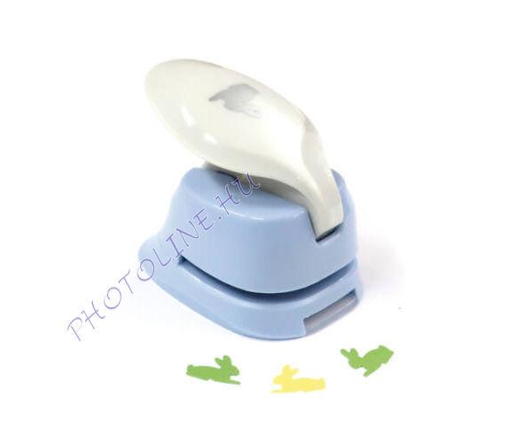 Formalyukasztó dekorgumihoz 16 mm, nyuszi