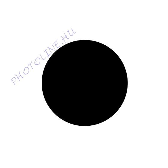 Formalyukasztó dekorgumihoz 25 mm, kör