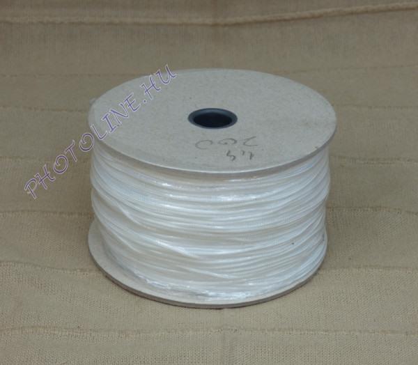 Reluxa zsinór 1.5 mm, fehér