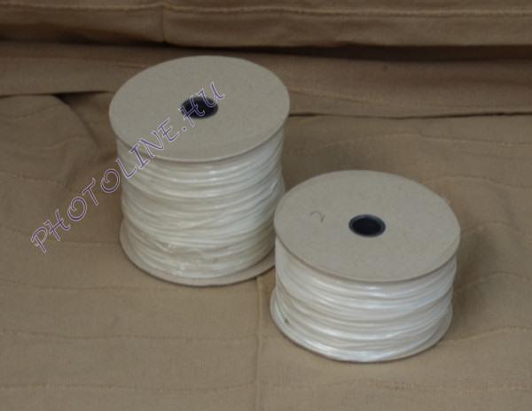 Reluxa zsinór 2.5 mm, fehér