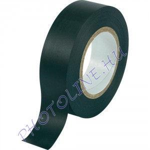 Szigetelőszalag 19mm x 20m, fekete