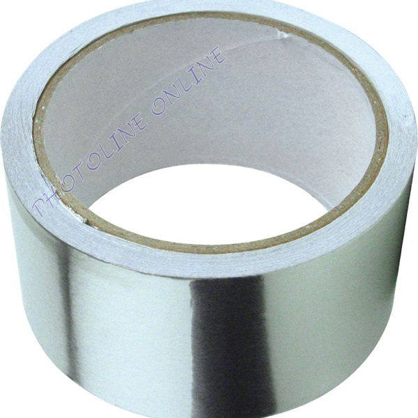 Alumínium ragasztószalag, 50mm X 50M ( ALU SZALAG )