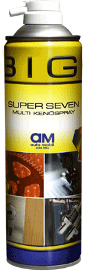 Super 7 multi lubricant kenőanyag 500 ml