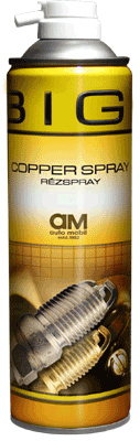 AM BIGMAN Réz spray 500 ml (-40-től +1100 celsius fokig)