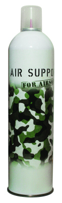 AirSoft fegyver hajtógáz 750 ml