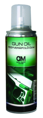 Fegyverápoló olaj, 200 ml