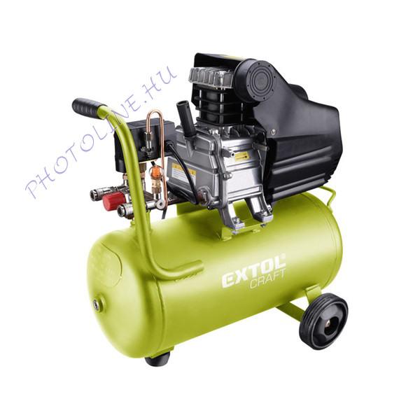 Légkompresszor olajos, 1100W dugattyús (418201)