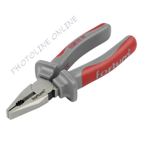 Kombinált fogó, CV., 6150, két komponensű gumi nyél 200mm (4770303)