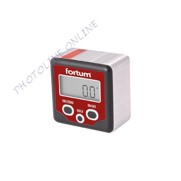 Digitális szögmérő +/- 180 fok tartománnyal (4780200)