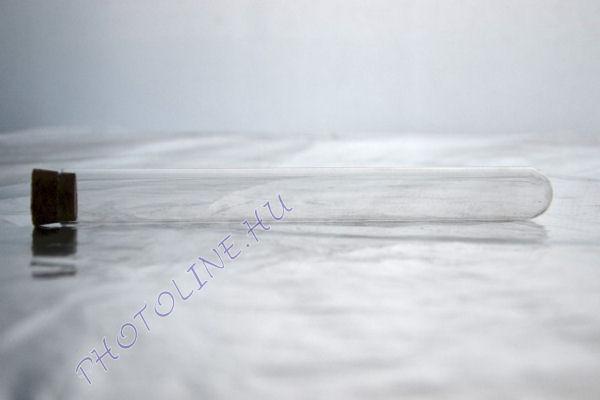 Kémcső üveg parafadugóval 20x180 mm