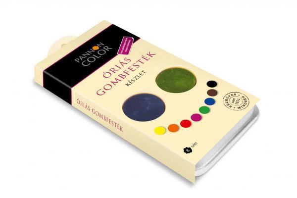 Ovikorong óriás gombfesték készlet 8 színű