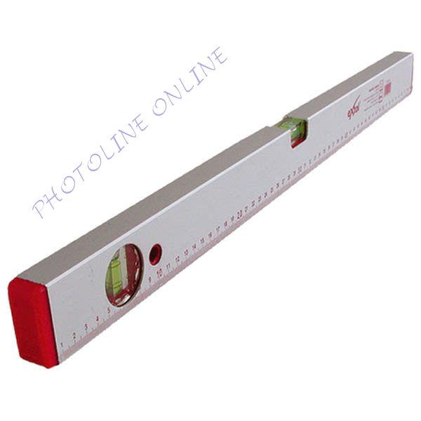 Vízmérték 0,5mm/m pontos, ALU 600mm (3576A)