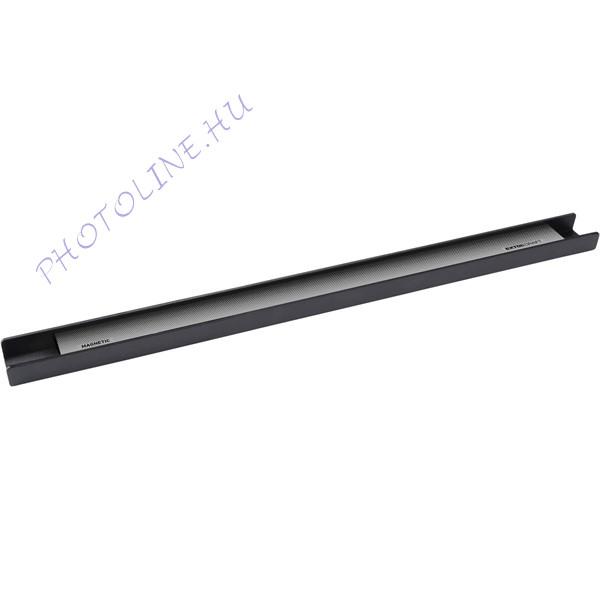 Szerszámtartó, mágneses, 300 mm, falra szerelhető, teherbírás max: 13,5 kg