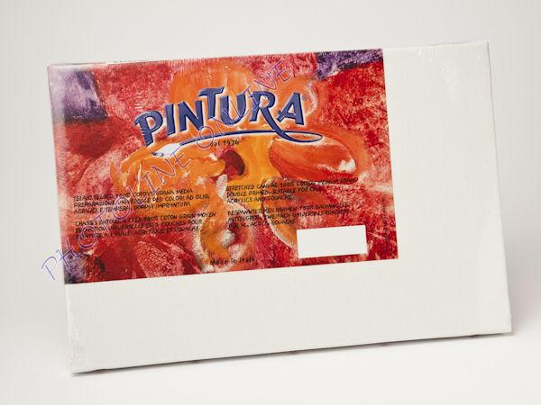 Feszített festővászon duplán alapozott, 30 x 40 cm PINTURA