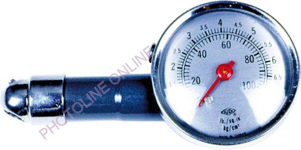 Nyomásmérő  0,5-7,5 bar