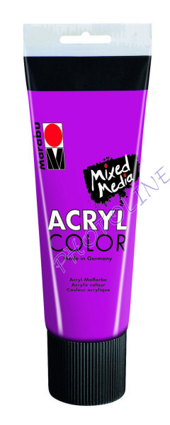 Basic Acryl festék MAGENTA 225ml