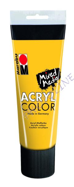 Basic Acryl festék KÖZÉPSÁRGA 225ml