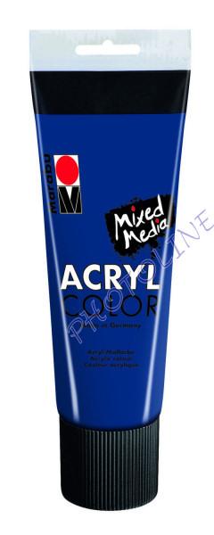 Basic Acryl festék SÖTÉTKÉK 225ml