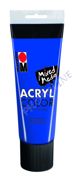 Basic Acryl festék ULTRAMARIN KÉK 225ml