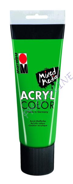 Basic Acryl festék NEDVZÖLD 225ml
