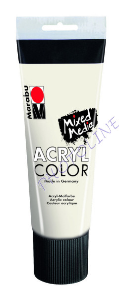 Basic Acryl festék FEHÉR 225ml