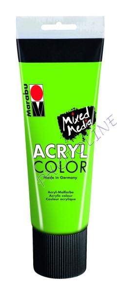 Basic Acryl festék LEVÉLZÖLD 225ml