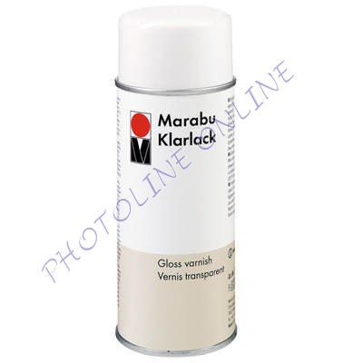 Marabu varnish lakk spray fényes 150ml