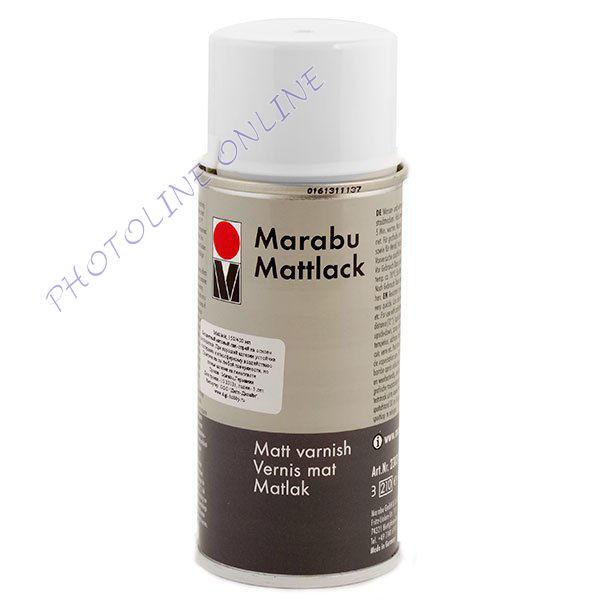 Marabu varnish lakk spray matt 150ml