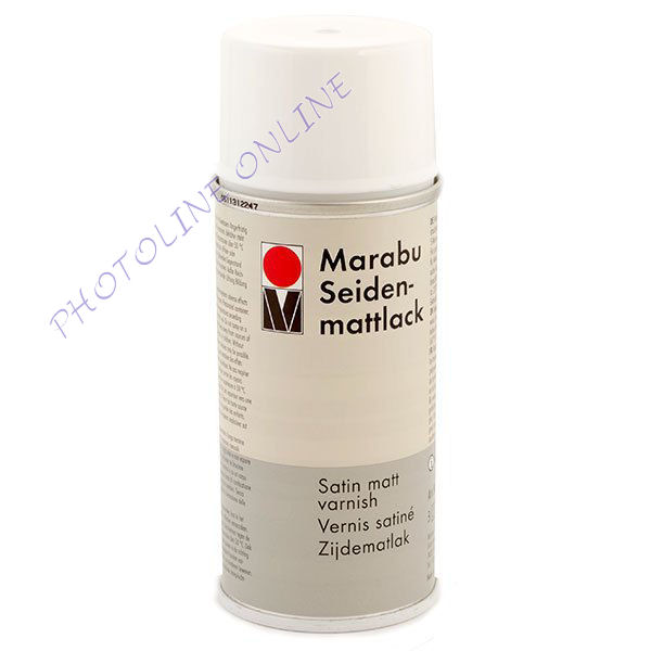Marabu varnish lakk spray selyemfényű 150ml