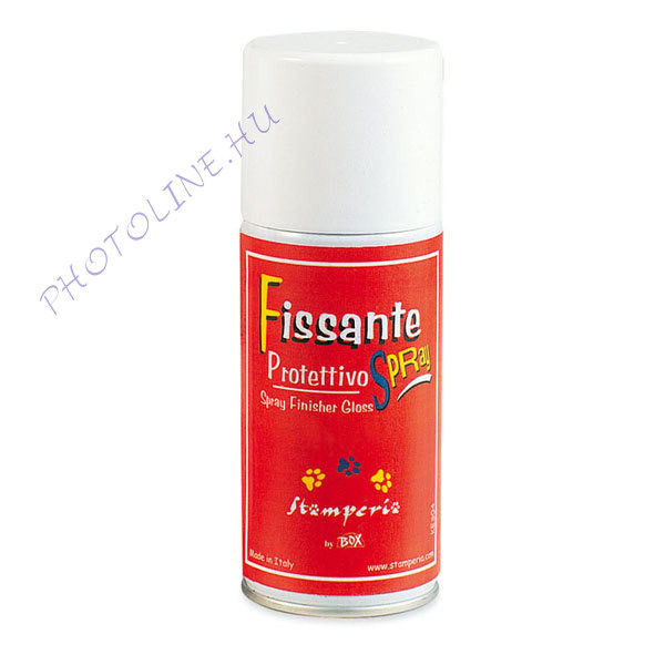 Stamperia lakk spray fényes 150ml