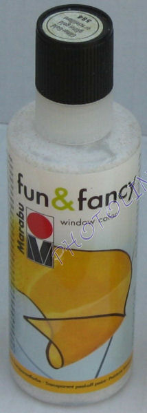 Fun&Fancy matricafesték glitter ARANY 80ml