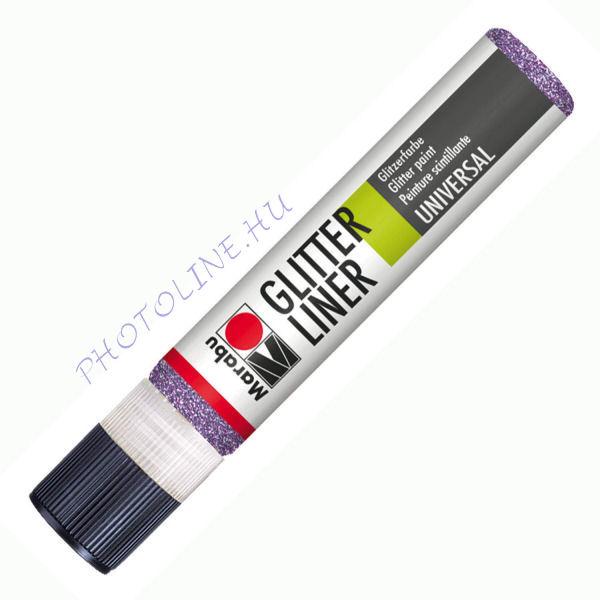 Glitteres Liner LEVENDULA 25ml